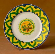 Il Palio, Dinner Plate, Caterpillar