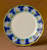 Giglio Dinner Plate