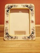 "Picture Frame 6x8"" - Ricco pattern - Deruta, Italy"