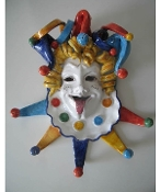 MOD Harlequin Wall Mask 8x8 inches