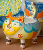 De Simone, Cat Planter