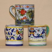 Mug 8oz, Carnation, Arabesco Multi & Ricco options