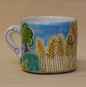 Mug Wheat Harvest (Out-of-stock)
