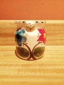 "Creamer 3-1/2x4x4""h Lampione Pattern (Special order)"