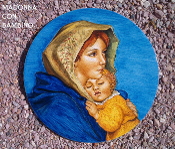 Mother and Child - 27 inches - Special order