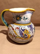 Deruta, Italy Patterns,   Raffael Pitcher 1qt