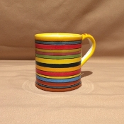Millerighe (Multi-color) Mug 8 oz.