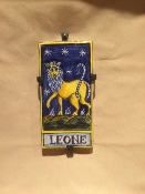 Astrological Tile - Leo 4x8""