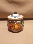 Mari - Honey Jar - Miele pattern 3x3-1/2h