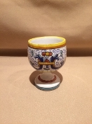 Deruta, Italy Patterns,  Ricco Cordial Goblet