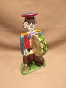 "Marching Musician w/Drum 3x4x8""h"