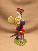 "Musician w/Cymbals 3x4x8""h  Special Order"