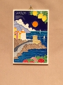 Luciano - Amalfi Tile 4 x 6 inches
