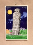 Luciano Pisa Tile 4 x 6 inches